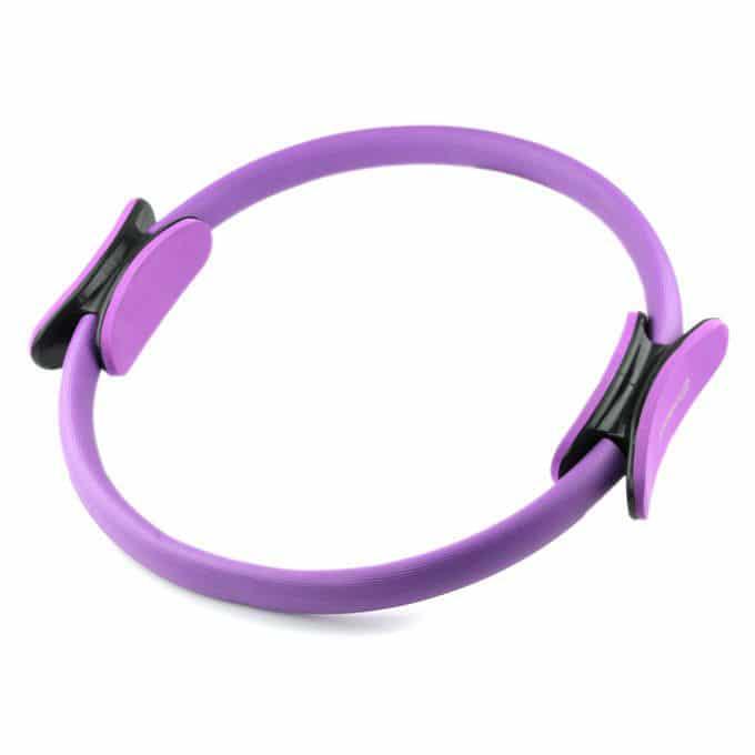 Yoga-Circle-Pilates-circle-Pilate-ring-Magic-circle-Fitness-Body-Building-Slimming-Lose-weight-font-b